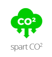 CO2 Verbrauch Icon
