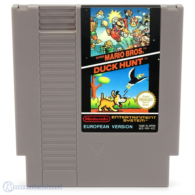 NES - 2in1: Super Mario Bros. 1 & Duck Hunt