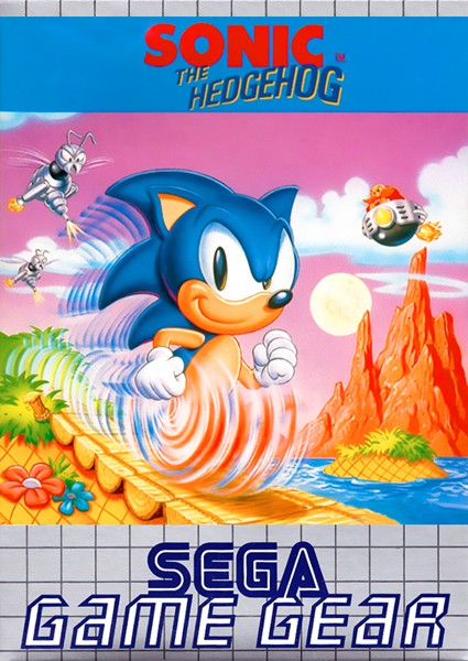 Game Gear - Sonic the Hedgehog 1