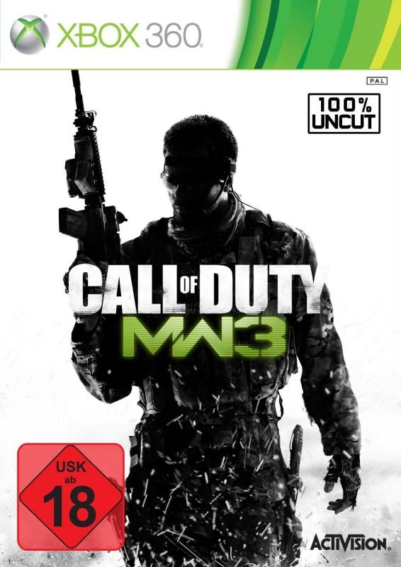 Xbox 360 - Call of Duty: Modern Warfare 3