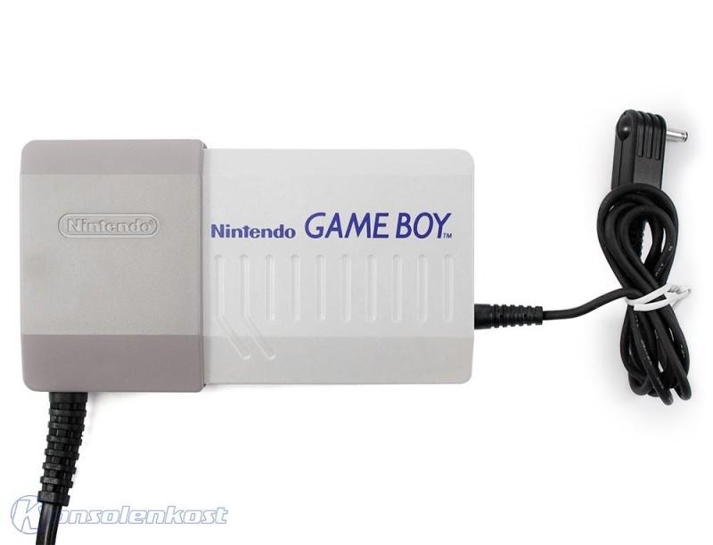 GameBoy - Original Nintendo Battery Pack II / Akku + Netzteil DMG-11