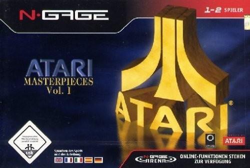 Nokia N-Gage - Atari Masterpieces Vol. 1