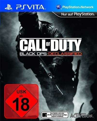 PS Vita - Call of Duty: Black Ops Declassified
