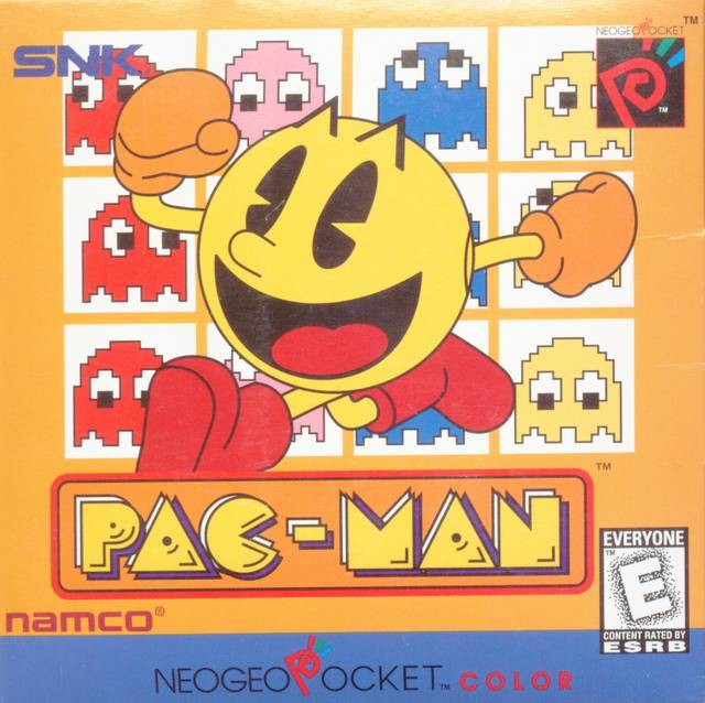 Neo Geo Pocket Color - Pac-Man