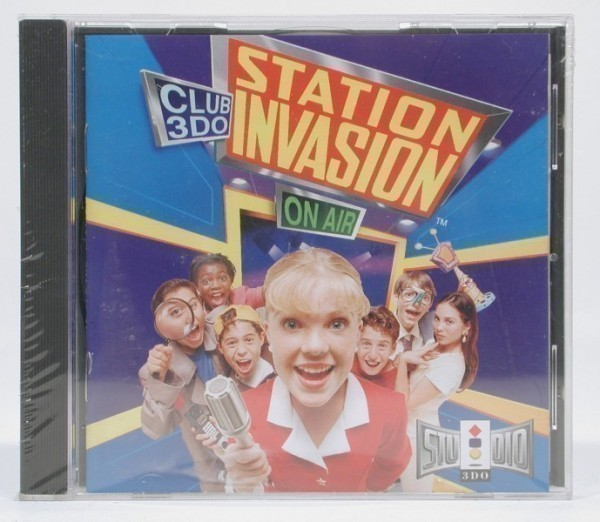 3DO - Station Invasion