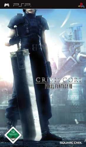 PSP - Final Fantasy VII / 7: Crisis Core