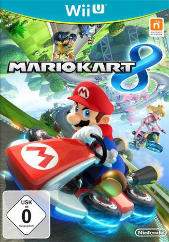 Wii U - Mario Kart 8