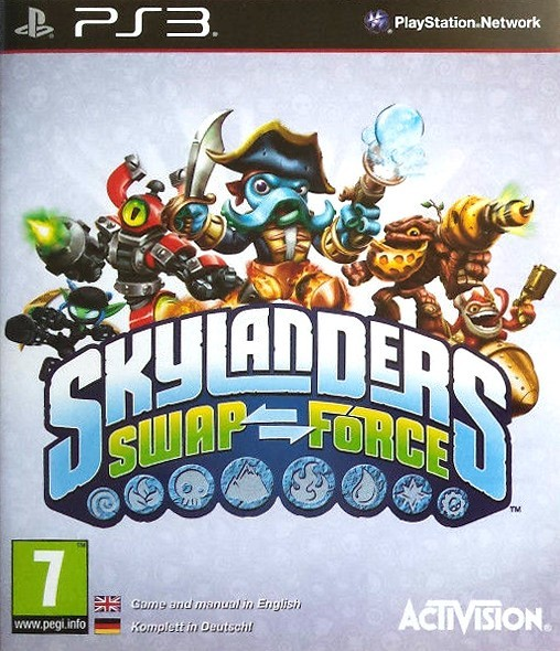 PS3 - Skylanders: Swap Force