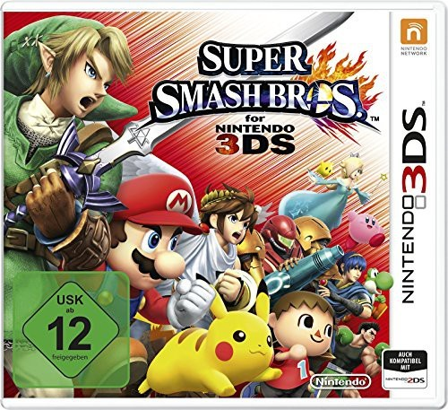Nintendo 3DS - Super Smash Bros.