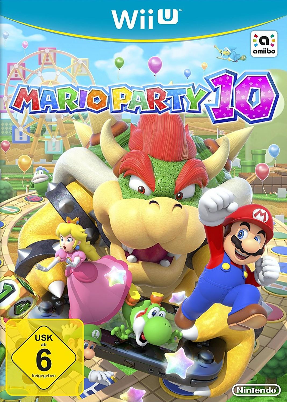 Wii U - Mario Party 10
