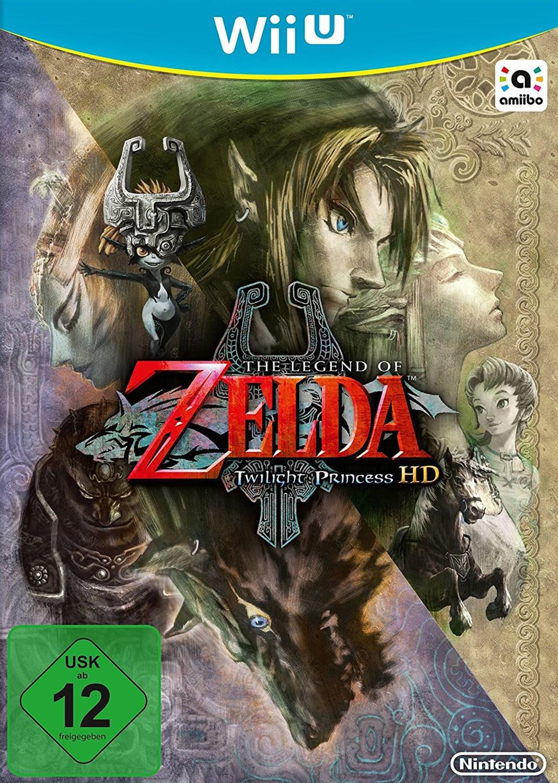 Wii U - The Legend of Zelda: Twilight Princess HD