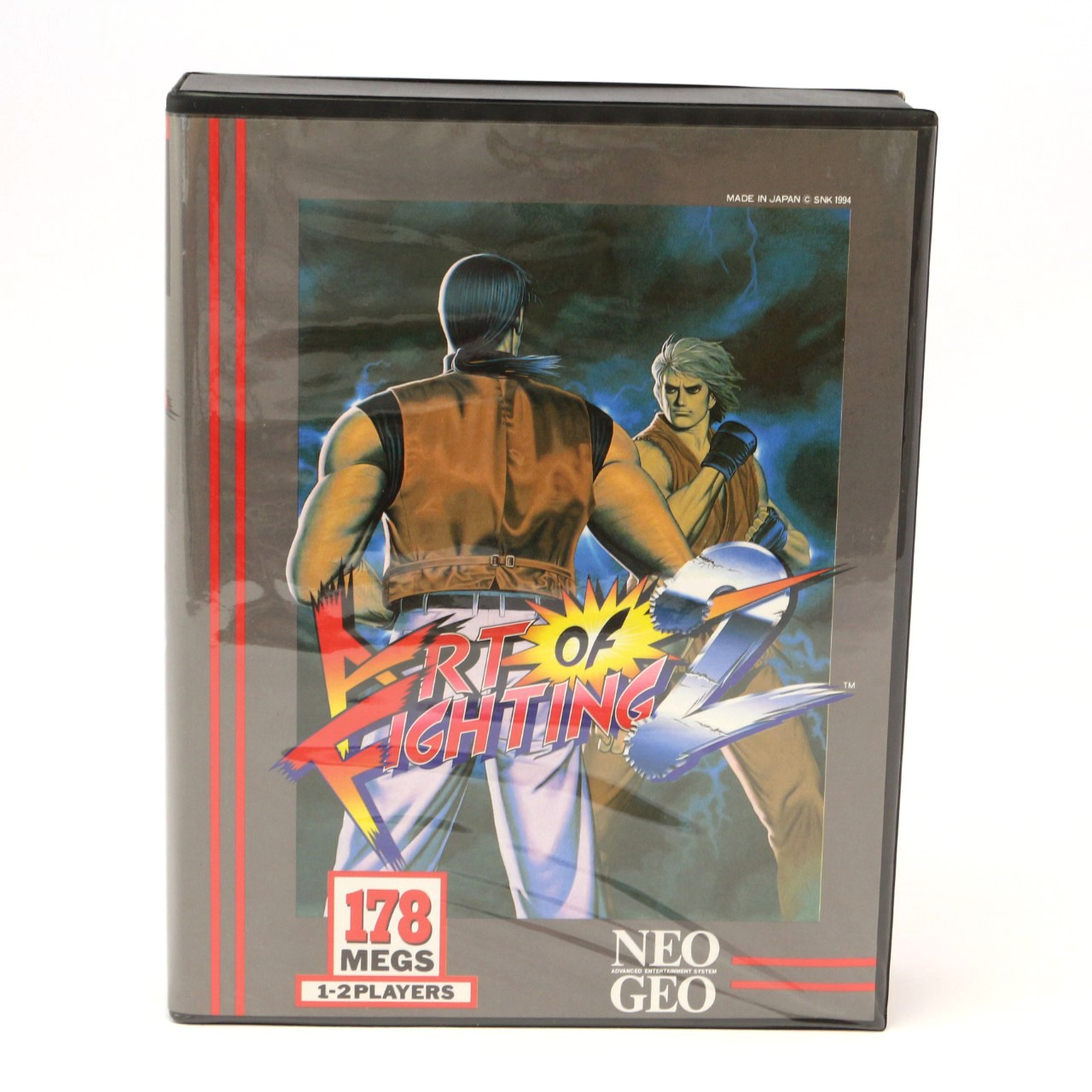 Neo Geo AES - Art of Fighting 2 / 178 Megs