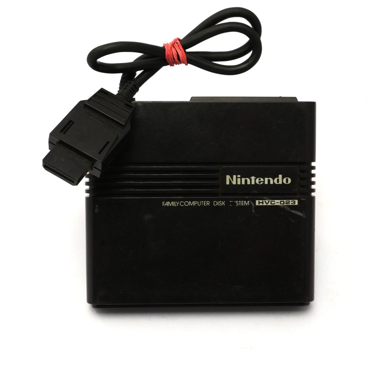 NES / Famicom - Family Computer Disk System / RAM Adapter HVC-023