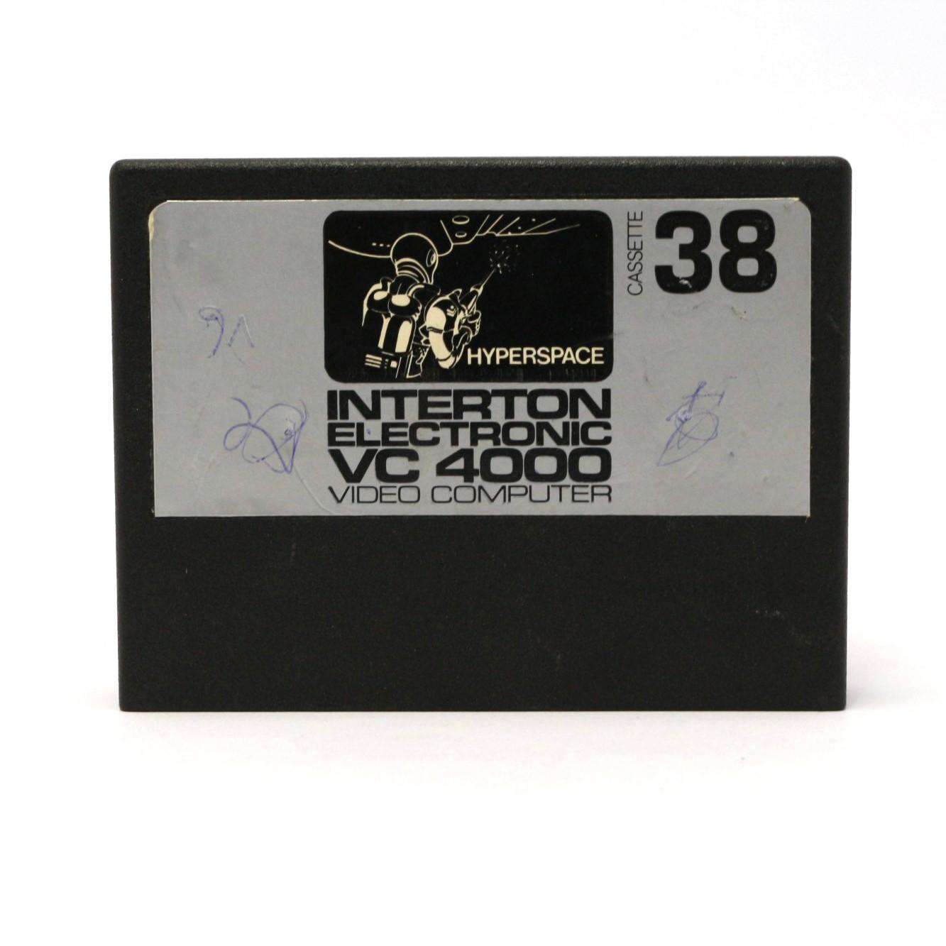 Interton VC 4000 - Cassette 38: Hyperspace