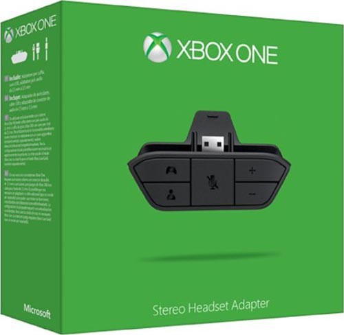 Xbox One - Headset Stereo Adapter