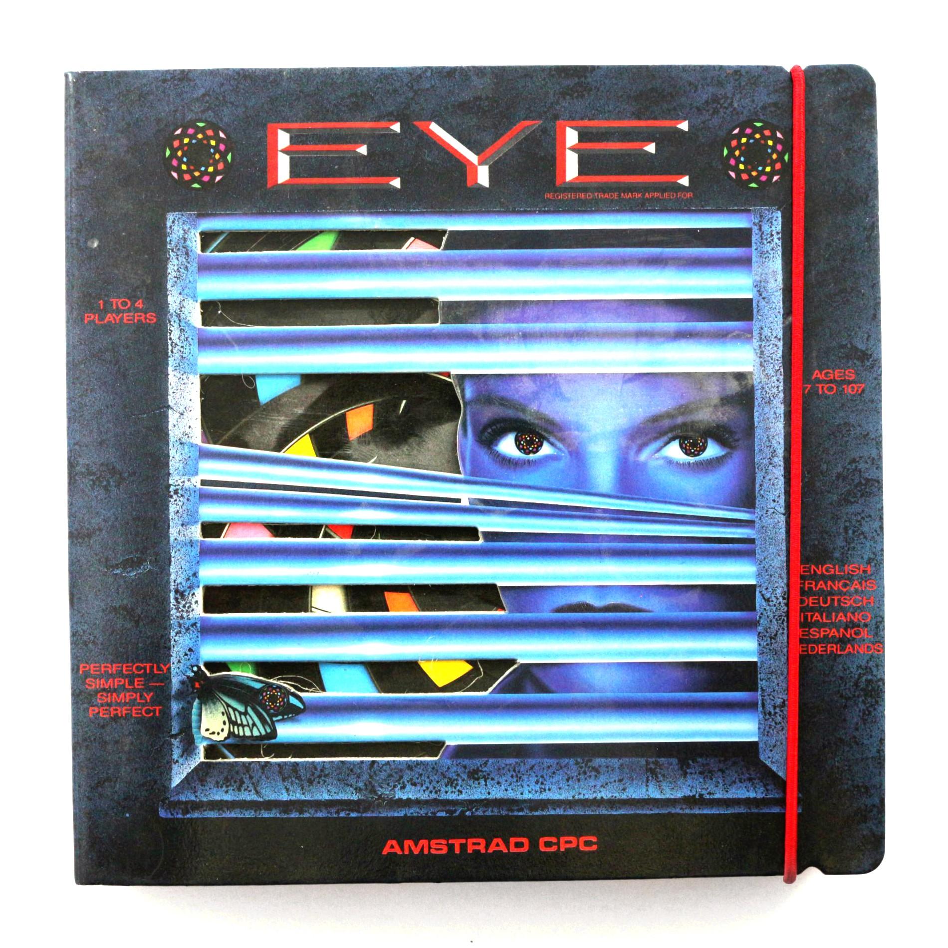 Sonstiges - Amstrad CPC - Eye / Datasette