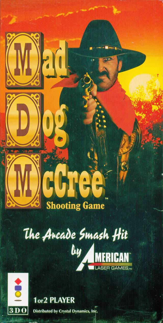 3DO - Mad Dog McCree