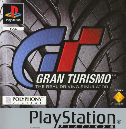 PS1 - Gran Turismo [Platinum]