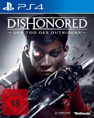 PS4 - Dishonored: Der Tod des Outsiders