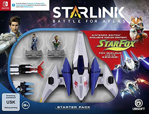 Nintendo Switch - Starlink: Battle for Atlas #Starter Pack