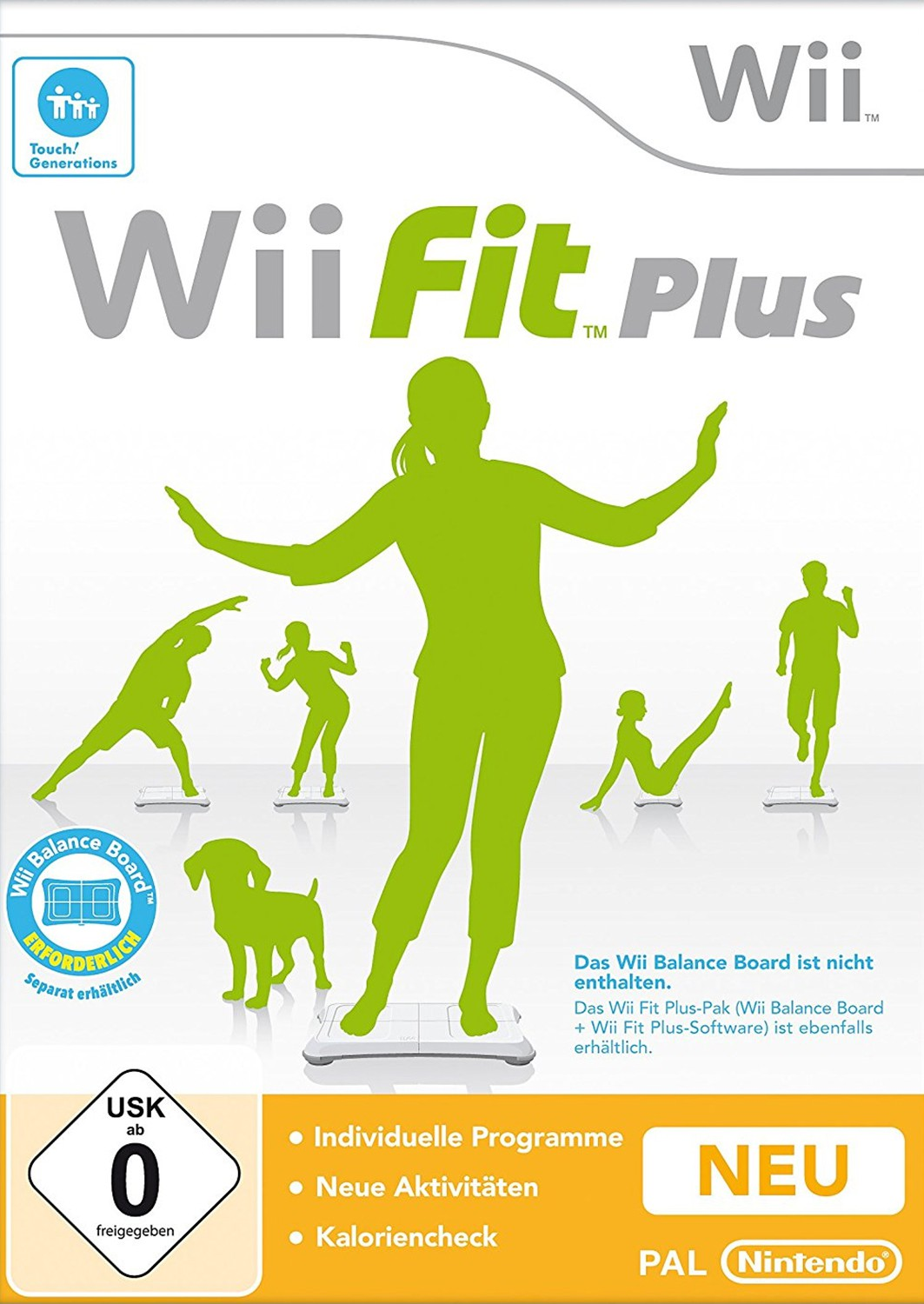 Wii - Wii Fit Plus
