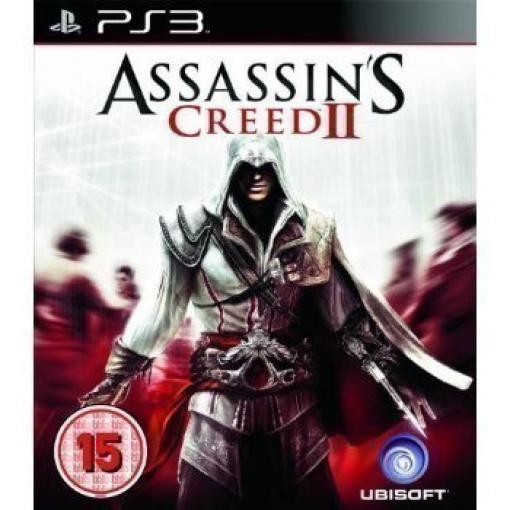 PS3 - Assassin\'s Creed II [Standard]