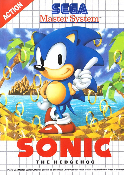 Master System - Sonic the Hedgehog