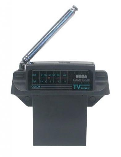 Game Gear - Original TV Tuner Pack