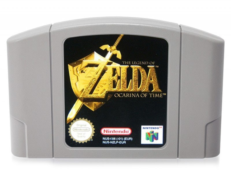 N64 - The Legend of Zelda: Ocarina of Time