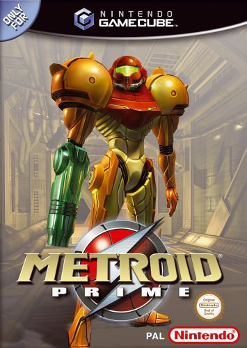 GameCube - Metroid Prime