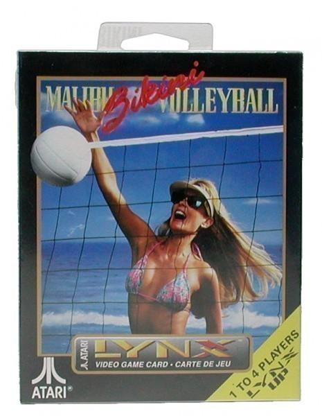 Atari Lynx - Malibu Bikini Volleyball