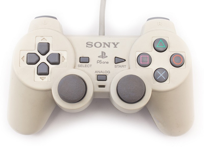 PS1 - Original Sony Controller PSOne #weiß SCPH-110