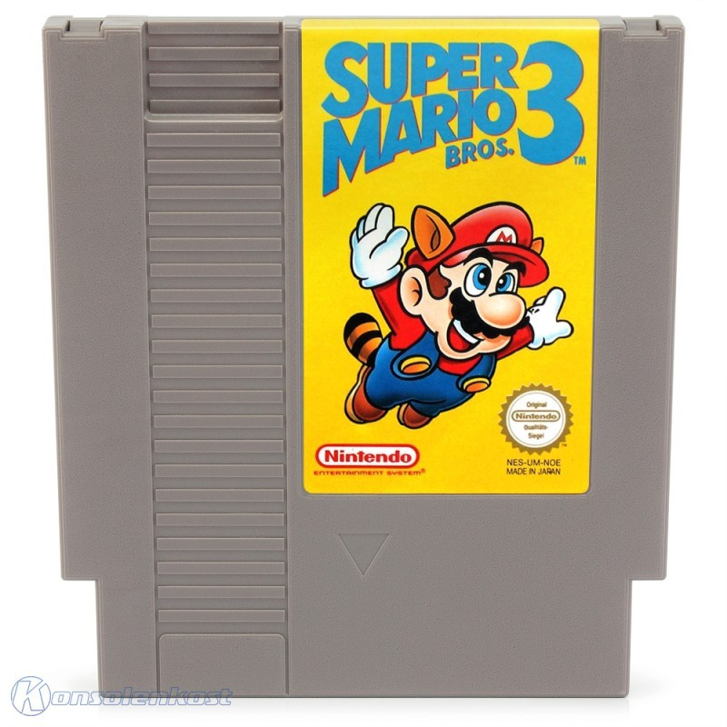 NES - Super Mario Bros. 3