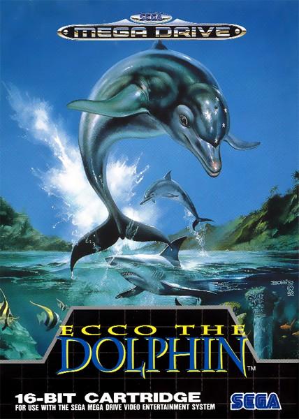 Mega Drive - Ecco the Dolphin