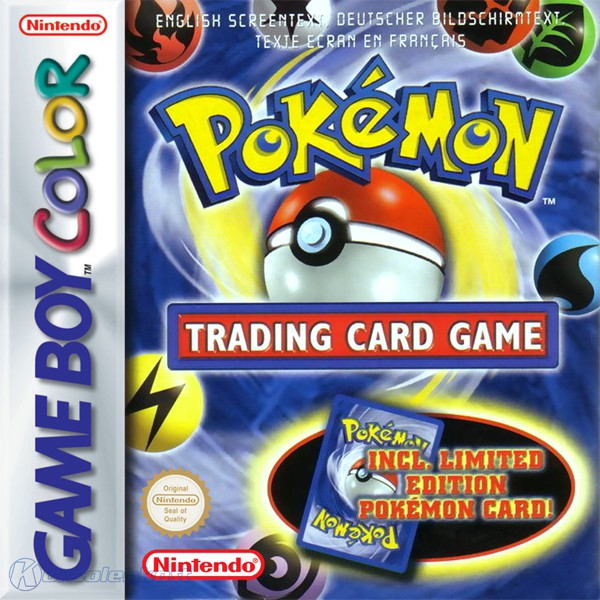 GameBoy Color - Pokemon Trading Card Game