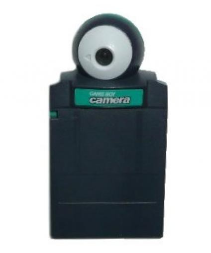 GameBoy Color - Camera / Kamera #grün MGB-006