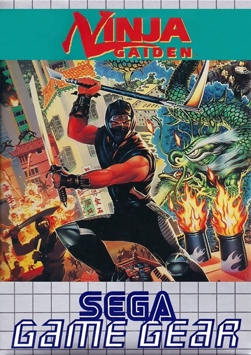 Game Gear - Ninja Gaiden