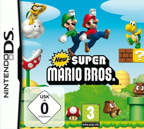Nintendo DS - New Super Mario Bros.