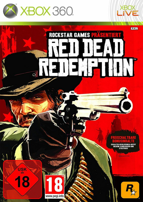 Xbox 360 - Red Dead Redemption