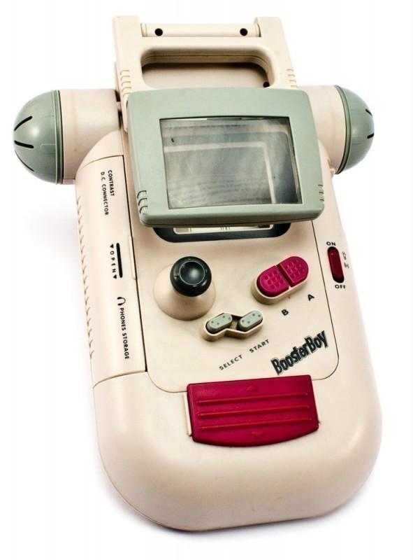 GameBoy - BoosterBoy / Booster Boy [Saitek]