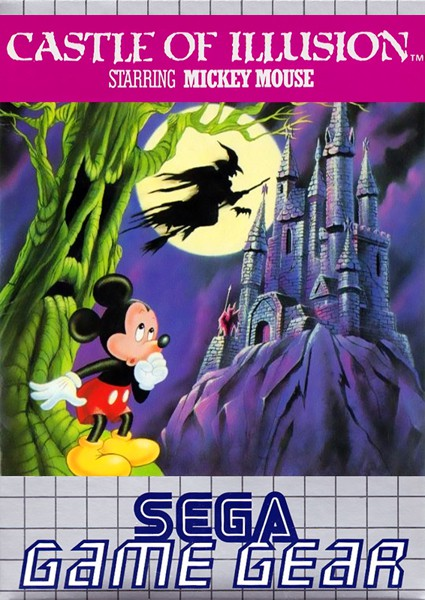 Game Gear - Castle of Illusion starring Mickey Mouse