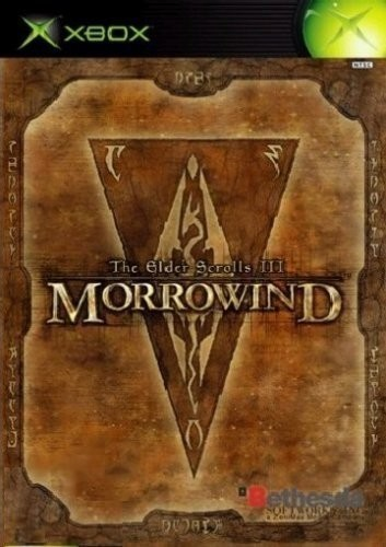 Xbox - The Elder Scrolls III: Morrowind