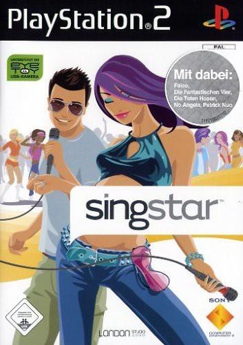 PS2 - SingStar