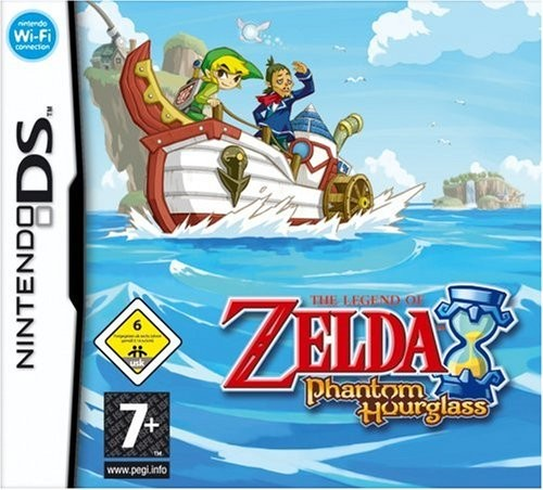 Nintendo DS - The Legend of Zelda: Phantom Hourglass