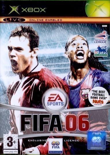 Xbox - FIFA 06