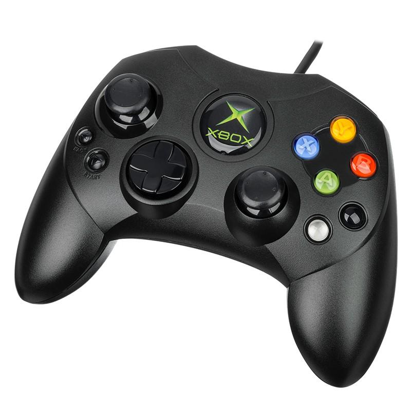 Xbox - Original Controller S #schwarz [Microsoft]
