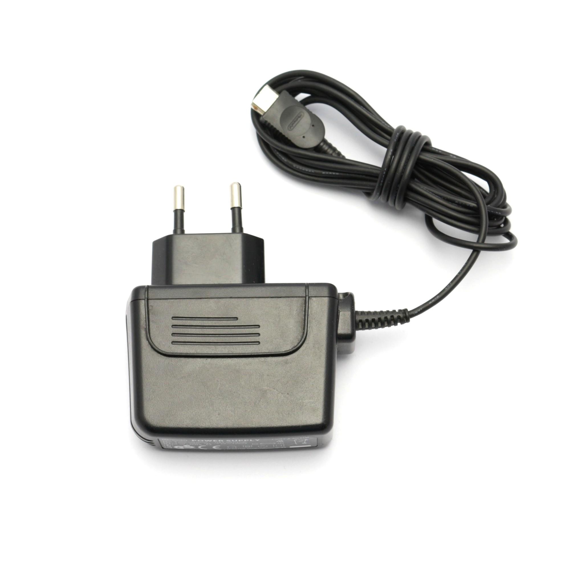 GameBoy Micro - Original DE Netzteil / AC Adapter / Ladegerät / Ladekabel [Nintendo]