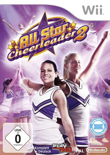 Wii - All Star Cheerleader 2