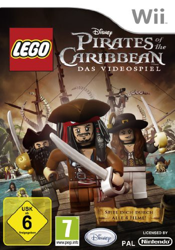 Wii - LEGO Pirates of the Caribbean: Das Videospiel / The Video Game