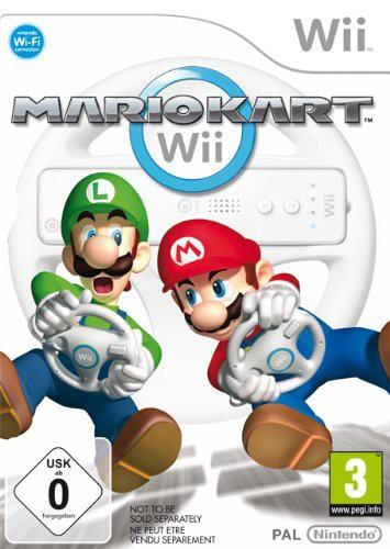 Wii - Mario Kart